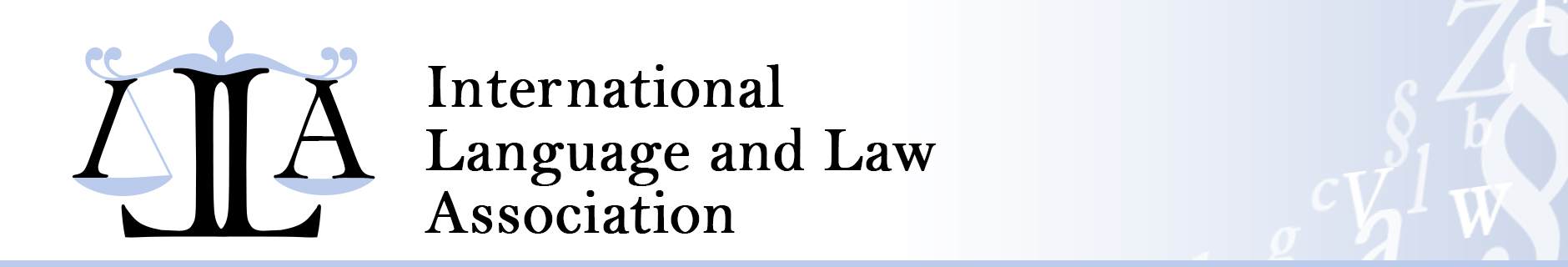 International Language and Law Association (ILLA)